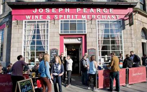 Joseph Pearce's – Scandi-style food