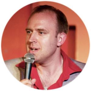 Comedian Tim Vine