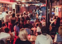 The Jazz Bar – a real Manhattan vibe