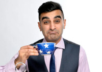 Fringe: Tez Ilyas interview