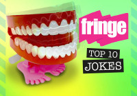 Top 10 jokes from the Edinburgh Fringe