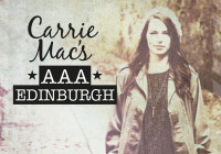 Carrie Mac's AAA Edinburgh