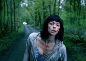 Pollyanna in the film White Settlers