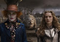 Watch the first trailer for Disney's Alice Through The Looking Glass