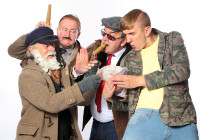 Only Fools and Horses dinner show set for The Brunton