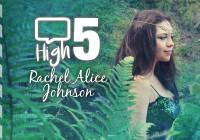 High 5, with Rachel Alice Johnson