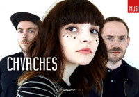 Chvrches announce huge UK shows