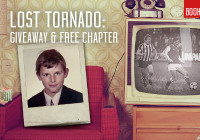 The Lost Tornado – free chapter and competition