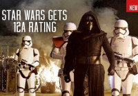 Star Wars: The Force Awakens gets UK 12A rating