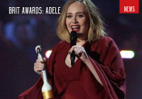 Adele dominates at the BRIT Awards