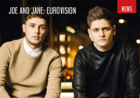 Joe and Jake to represent UK at Eurovision