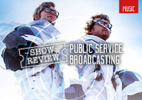 Review: Public Service Broadcasting, Usher Hall