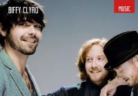 Biffy Clyro to visit Edinburgh on 'MTV Unplugged tour'