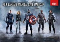 WATCH: New Captain America: Civil War clip