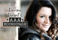 Davina Divine of The Mars Patrol's AAA Edinburgh