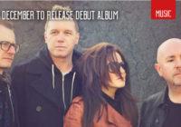 Scottish band December to release debut album