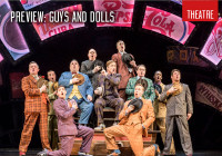 Preview: Guys and Dolls, Edinburgh Playhouse