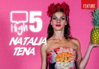 High Five, with Natalia Tena of Molotov Jukebox