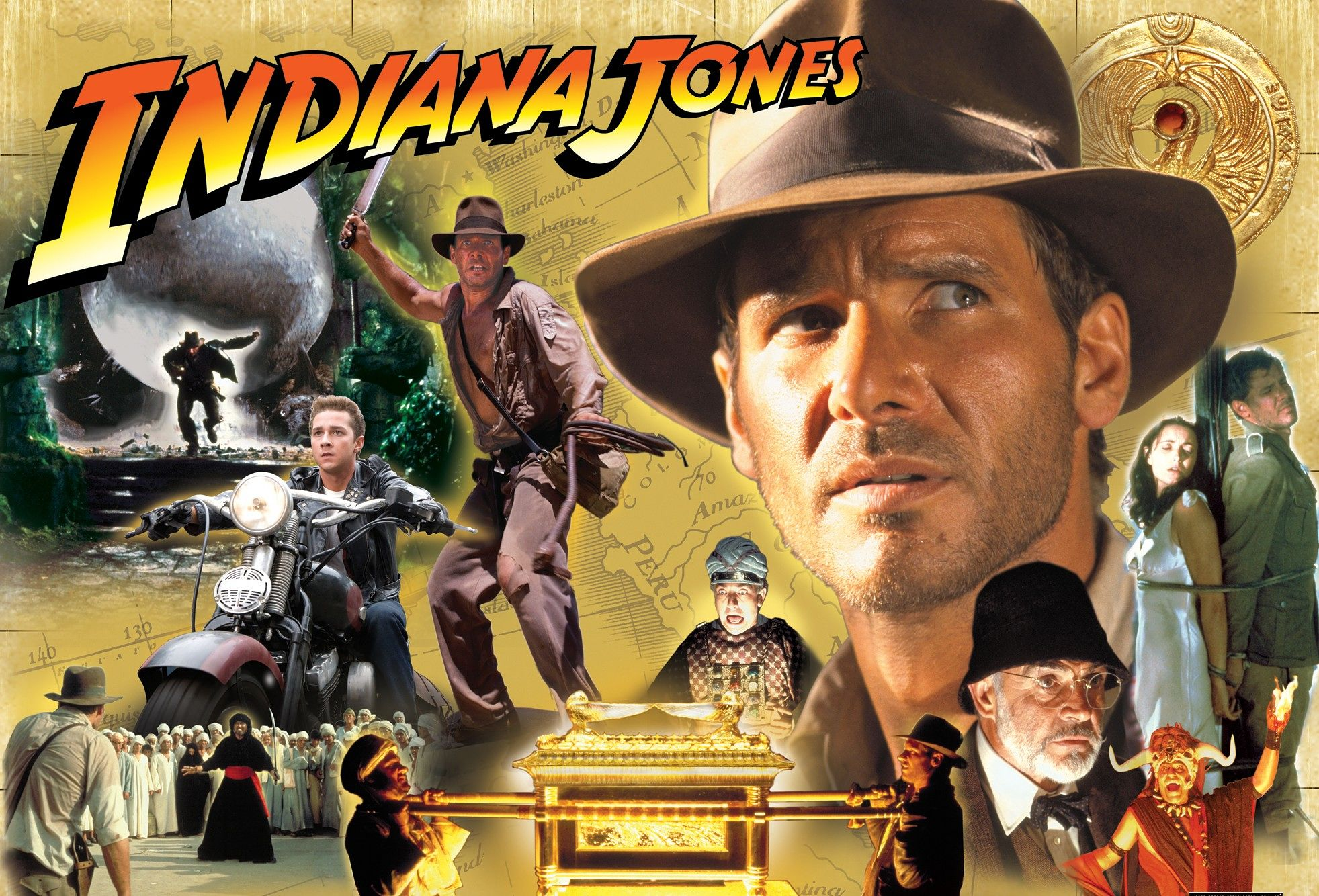 Indiana Jones Titelmusik