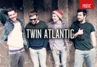 Twin Atlantic speak ahead of low-key Edinburgh gig
