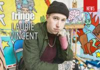 Slaves' Laurie Vincent bringing solo art show to Fringe