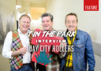 T in the Park Interview: Bay City Rollers