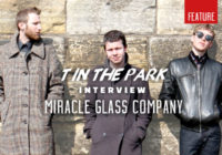 T in the Park Interview: Miracle Glass Company