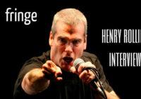 Edinburgh Fringe: Henry Rollins interview