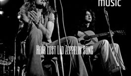 Listen to Led Zeppelin's previously unreleased Sunshine Woman