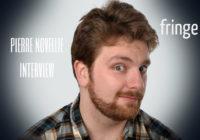 Edinburgh Fringe: Pierre Novellie interview