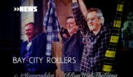 Bay City Rollers get back together and announce tour
