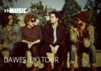 Dawes to visit Scotland on 2019 UK tour