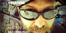 Martin Metcalfe's AAA Edinburgh