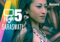 High 5, with Saraswati