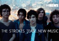 Nick Valensi teases new music from The Strokes