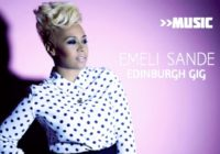 200 Emeli Sande fans refused entry to Edinburgh gig