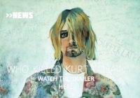 Watch: Who Killed Kurt Cobain? trailer