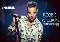 Review: Robbie Williams, BT Murrayfield