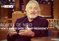 Robert De Niro on Trump victory: 'I feel like I did after 9/11'