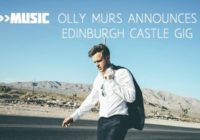 Olly Murs to play Edinburgh Castle gig