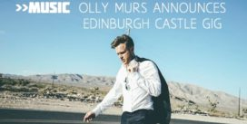 Olly Murs to play Edinburgh Castle gig next summer