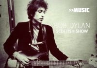 Bob Dylan announces Scottish show