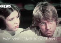 Star Wars' Mark Hamill writes touching new tribute to Carrie Fisher