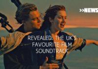 The UK's favourite film soundtrack revealed