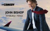 John Bishop to play 14 Edinburgh Fringe shows