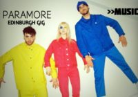 Gig preview: Paramore, Usher Hall