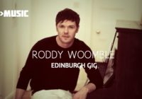 Roddy Woomble announces rescheduled live dates – including Edinburgh gig