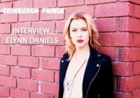 Edinburgh Fringe: Ellyn Daniels interview