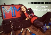 Edinburgh Fringe: Marcus Monroe interview