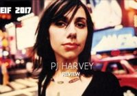 Review: PJ Harvey, Edinburgh International Festival, The Playhouse